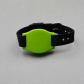 Nylon Silicone Wristbands Buckle